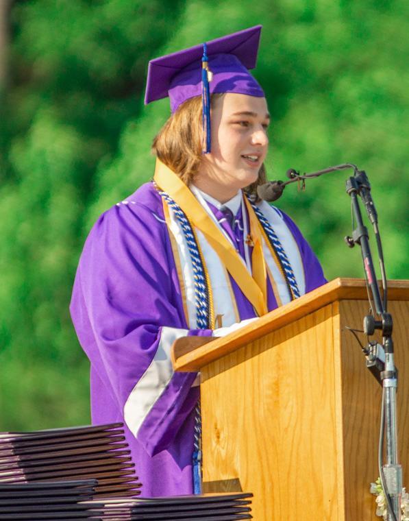 Valedictorian Speaks