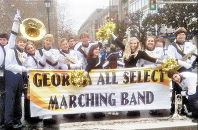 LCA band