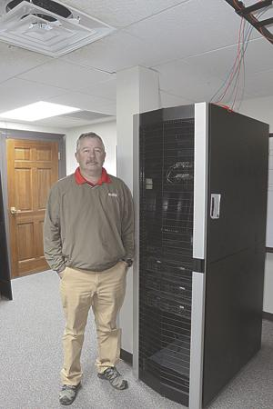 <p>Brian Thompson is the head of Monroe's Electric and Telecom Departments, where he works on providing the city with high speed internet and power.</p>