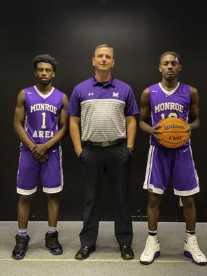 Monroe Area Boys Basketball