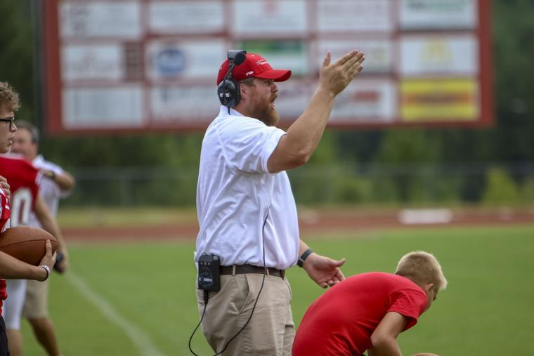 Coaching from the sidelines