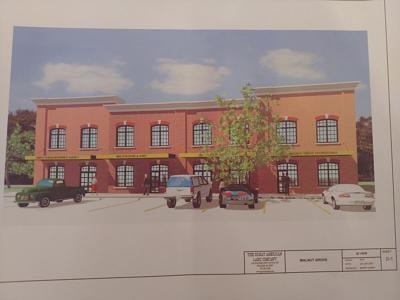 Walnut Grove design