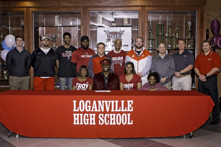 Cam Williams to be a Trojan