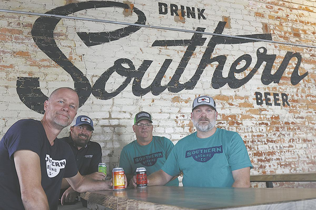 Southern Brewing Co. Team