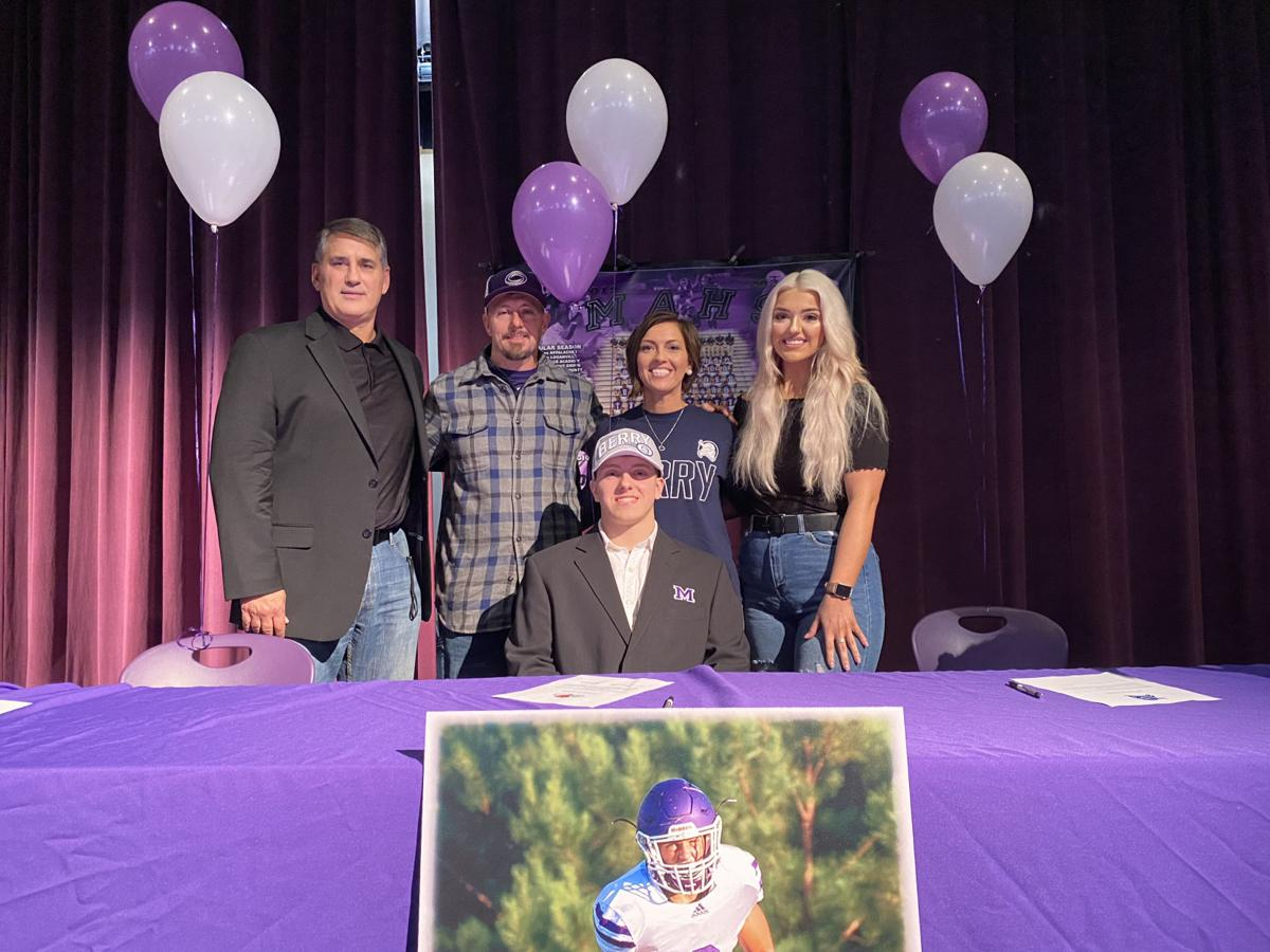 Brandon Moody heads to Berry