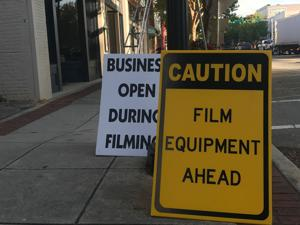 Filming Downtown