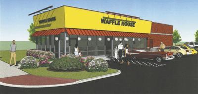 Waffle House in Social Circle