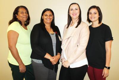 WIC team members assume new roles
