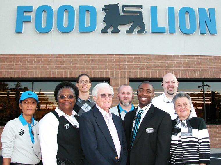 Norlina Food Lion Celebrates Store Improvements The Warren Record