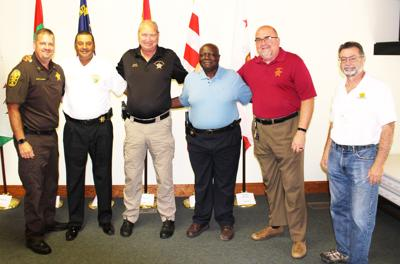LGA hosts sheriffs from lake border counties | News