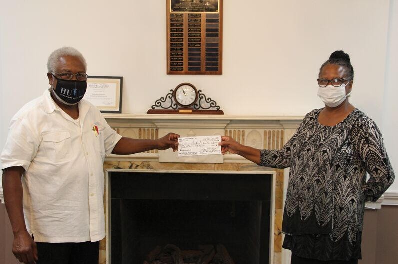 NAACP Donation