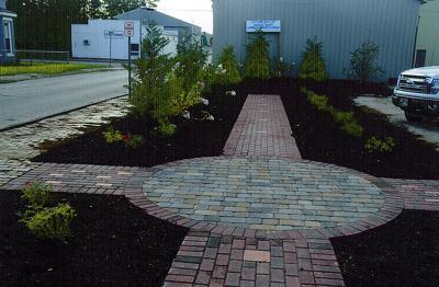 First phase of prayer garden complete