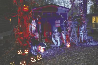 FP Camp Halloween - Decoration