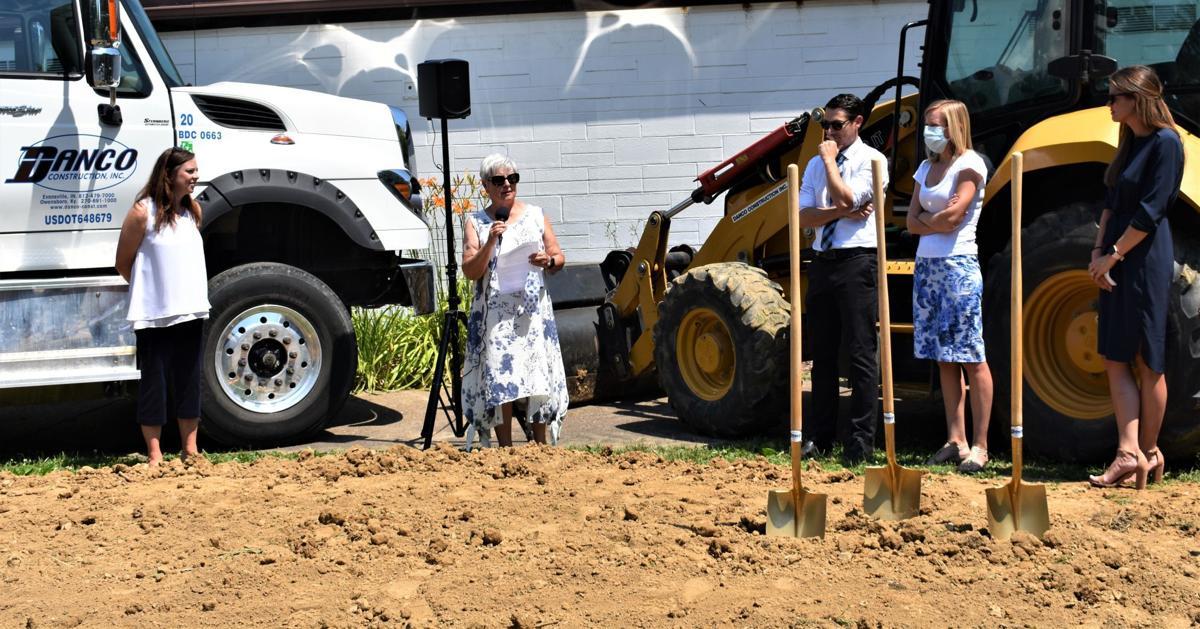 Newburgh breaks ground on Lou Dennis renovations