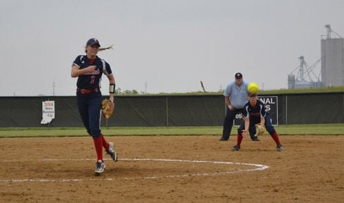 Top sports stories of 2016: Softball teams fight it out at Indiana semistate