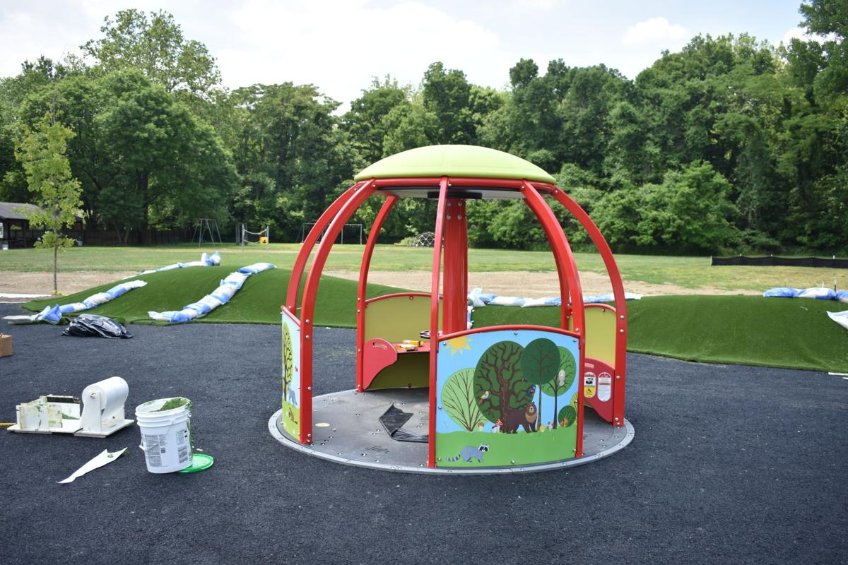 Lou Dennis Community Park gets new upgrades