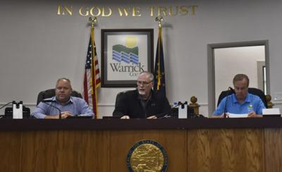 Warrick County Commissioners declare state of emergency
