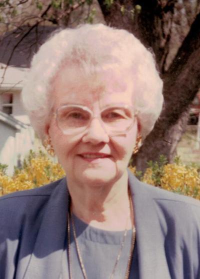 Ruth Eloise (Bufkin) Stevens