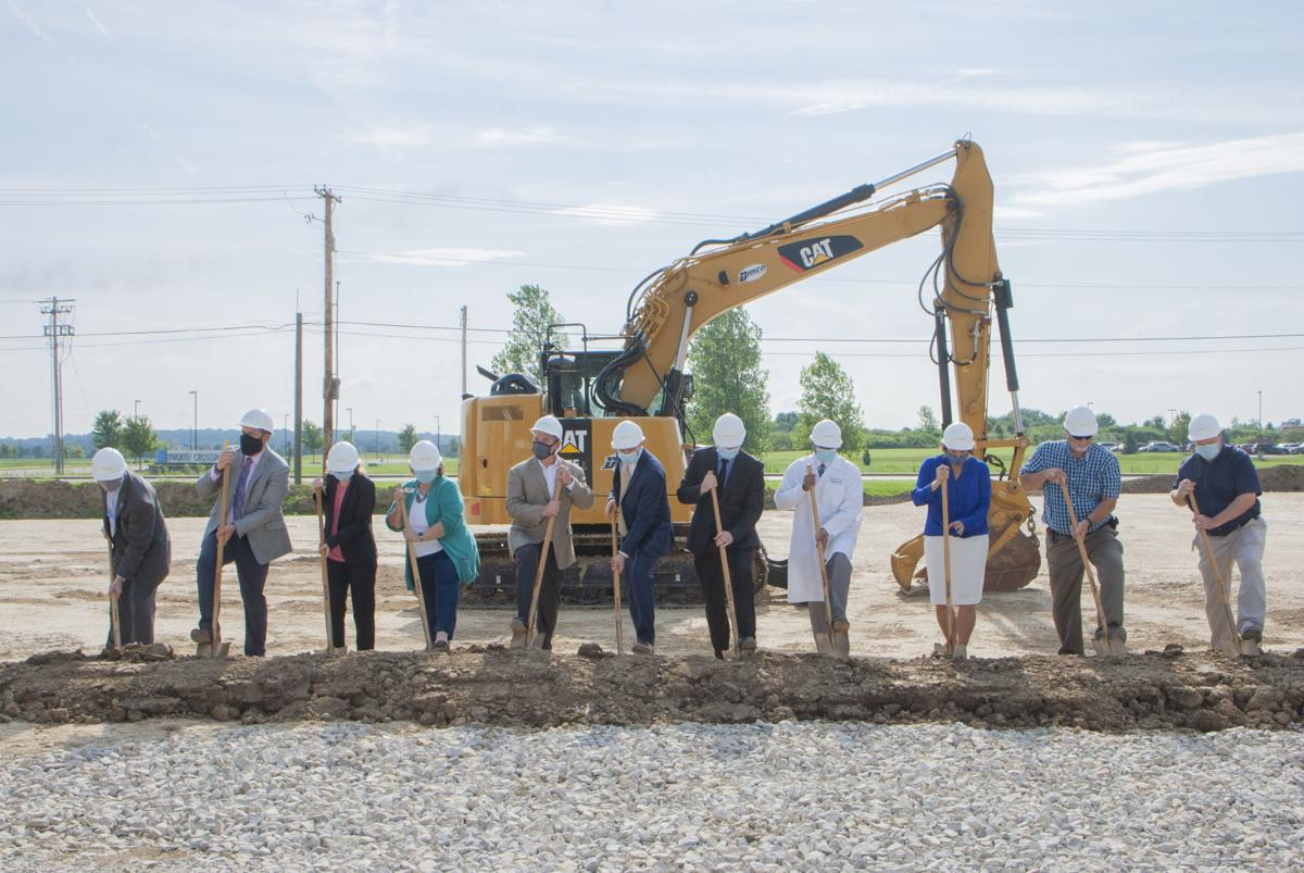 Health care facility breaks ground on Warrick County relocation