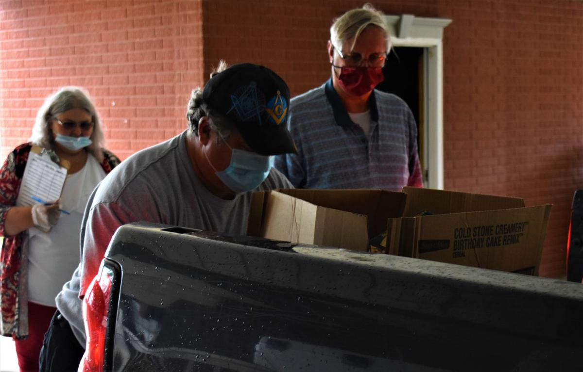 Boonville church pushes forward with service to the community