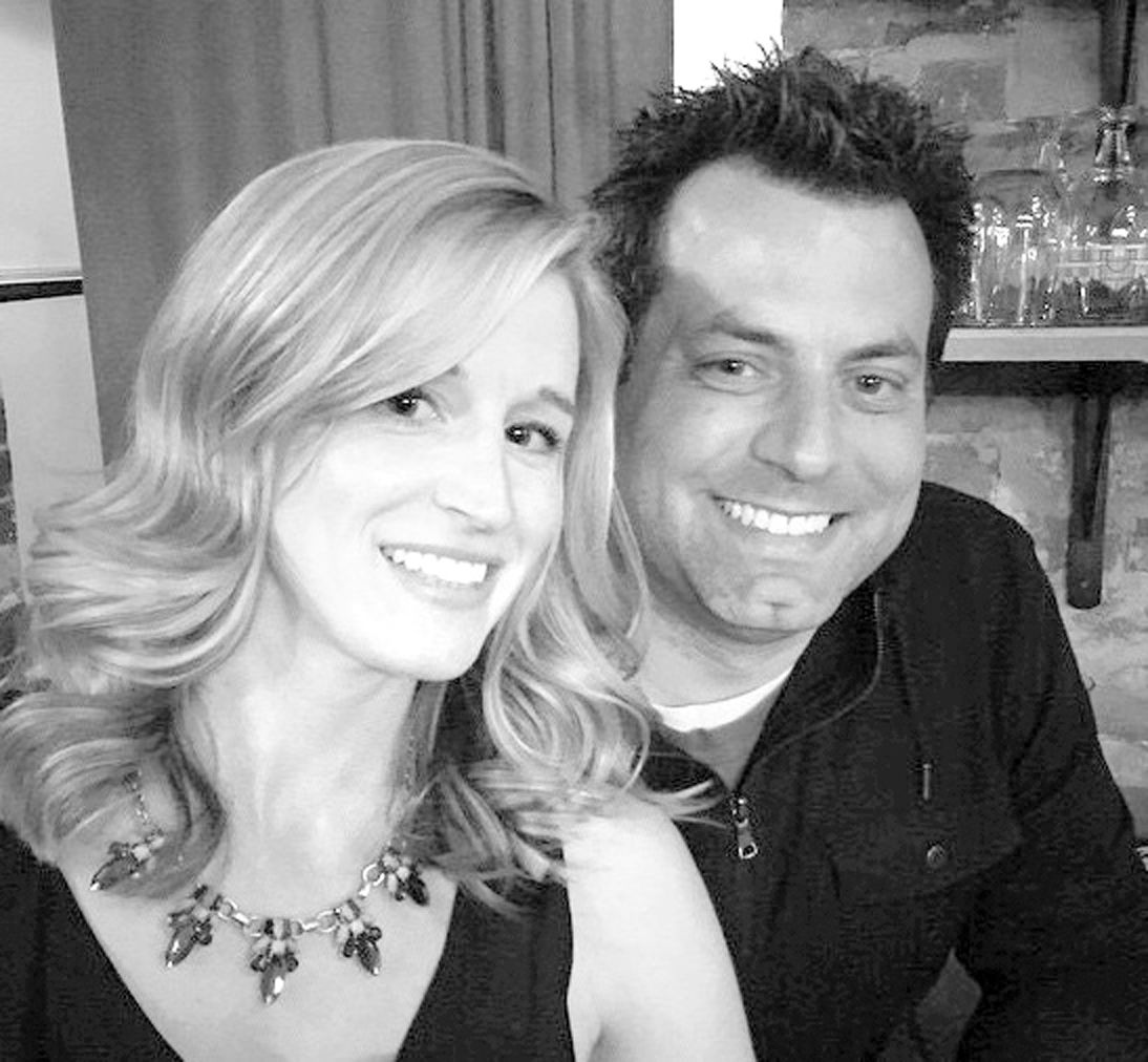 Brandi Gilstrap and James Sherer announce engagement