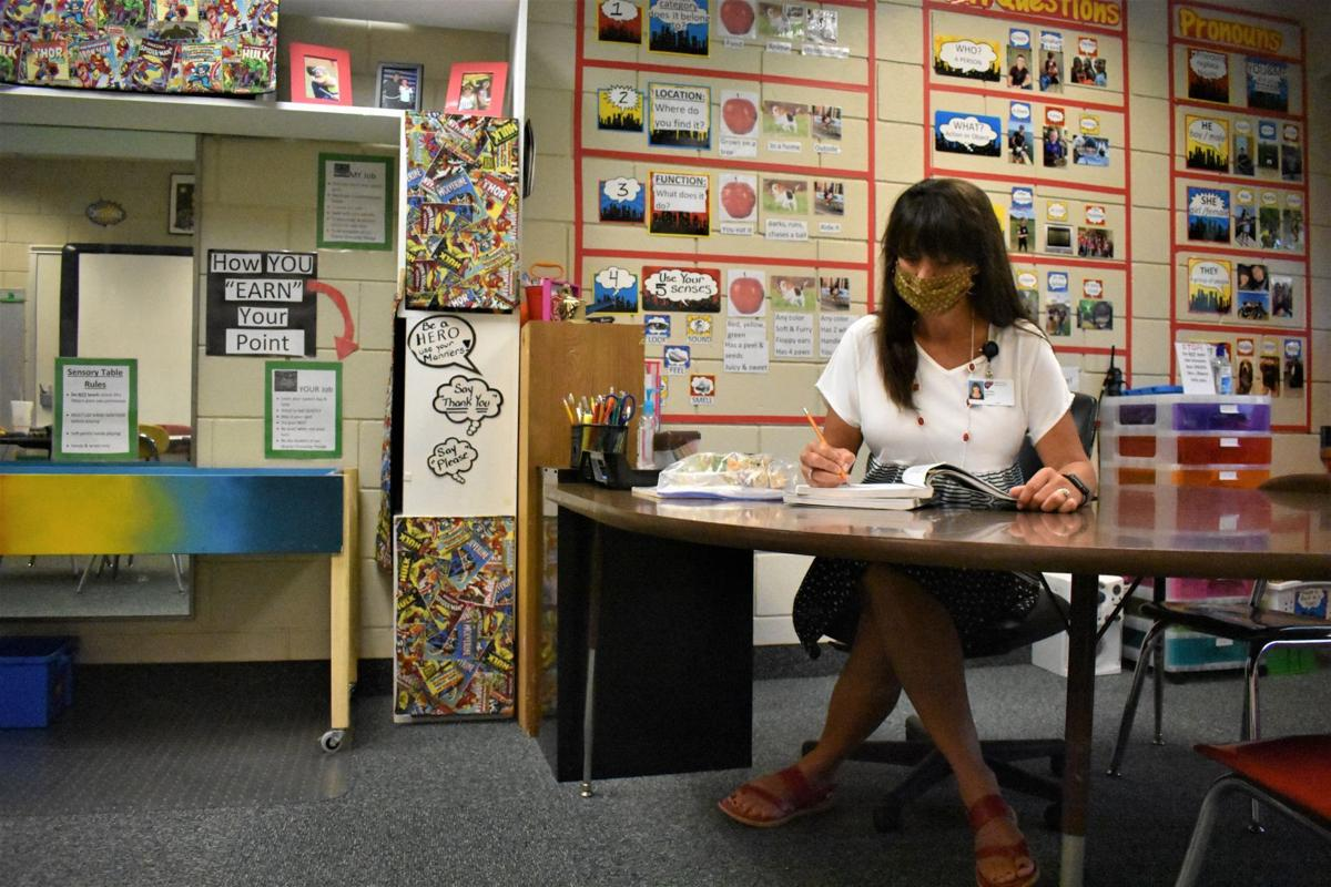 WCSC Schools release reopening plans