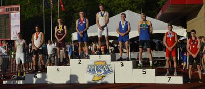 Top sports stories of 2016: Castle pole vaulter places at state finals