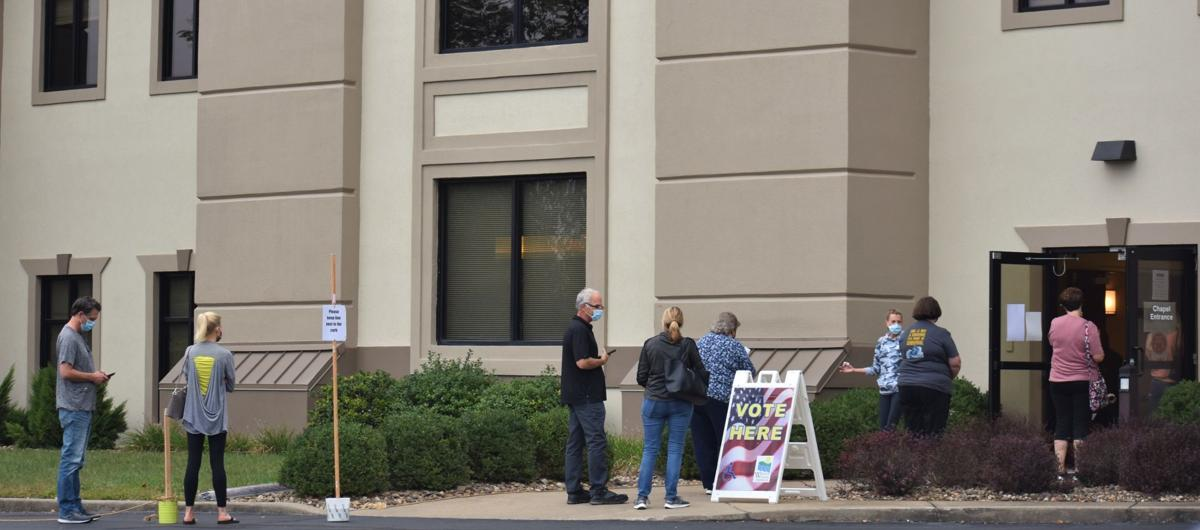 Early voting sets stage for record turnout