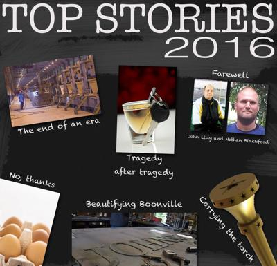 Top stories of 2016: The end of an era