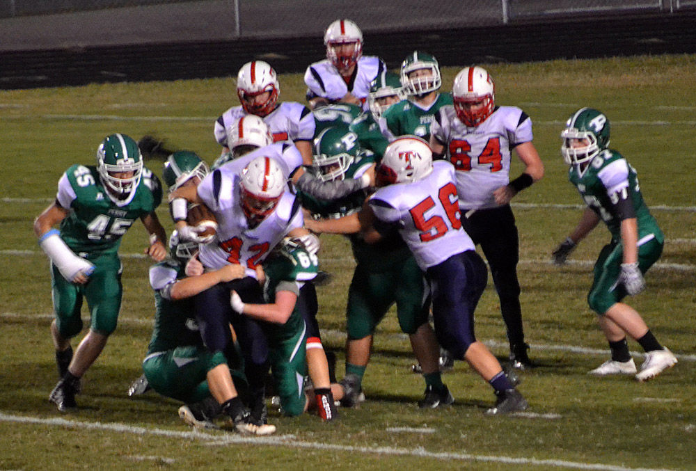 Braves fall to Perry Central