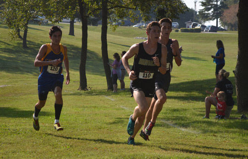 Warrick County athletes run at Pike Central invitational