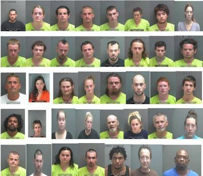 42 arrested on drug-related charges | News | washtimesherald com