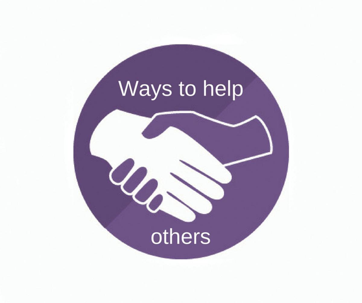 Waystohelp  >> Ways To Help Others Community Washtimesherald Com