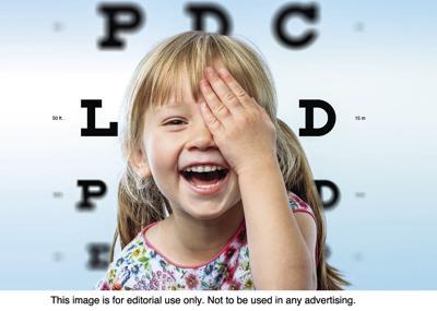 children eye issues