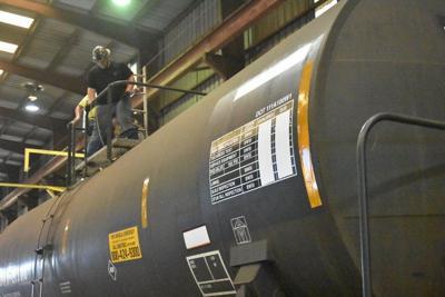 Eagle Railcar national expansion good for Washington