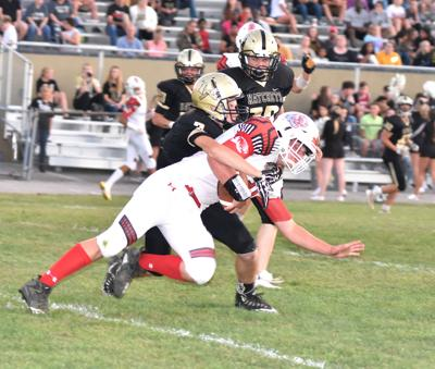 WHS Princeton tackle
