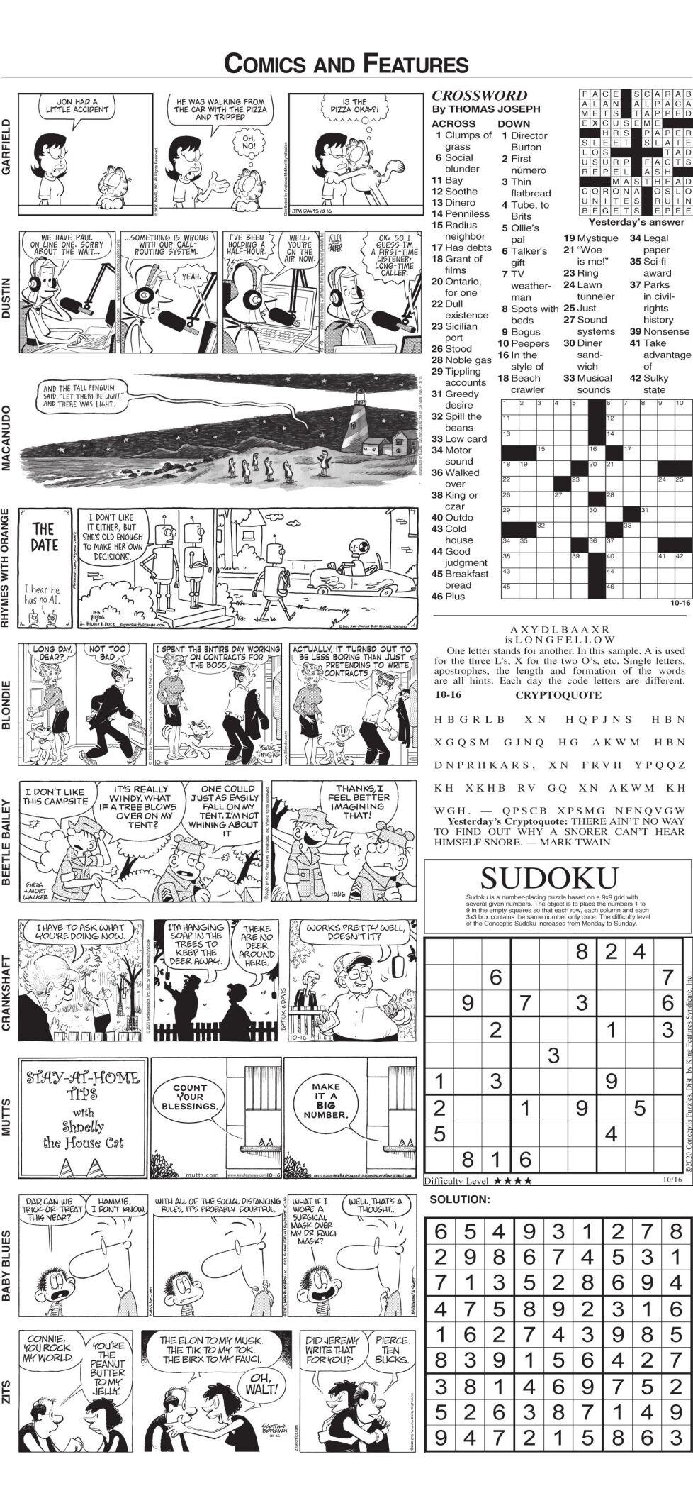 Comics Fri. 10-16-20