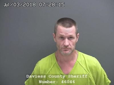 Police in Evansville nab man wanted in Daviess County