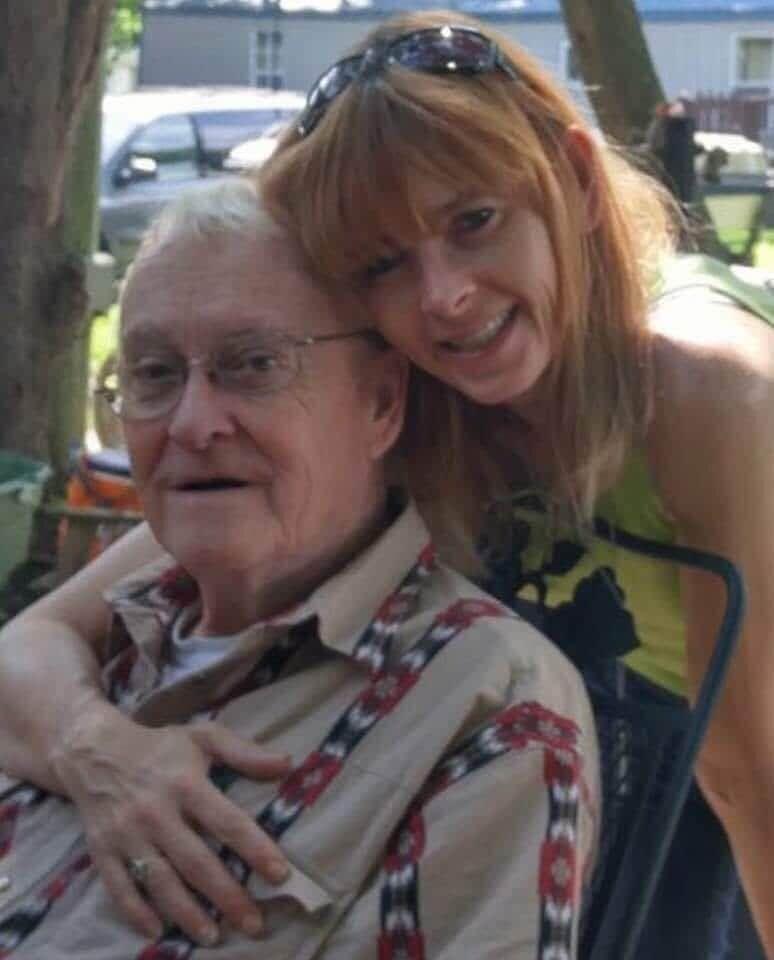 Dan and  Lori