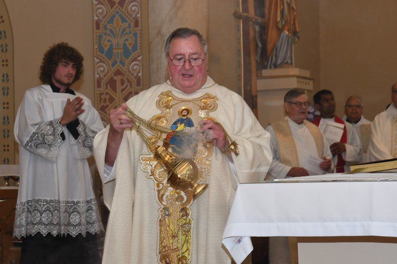 Father Jim set to retire June 26