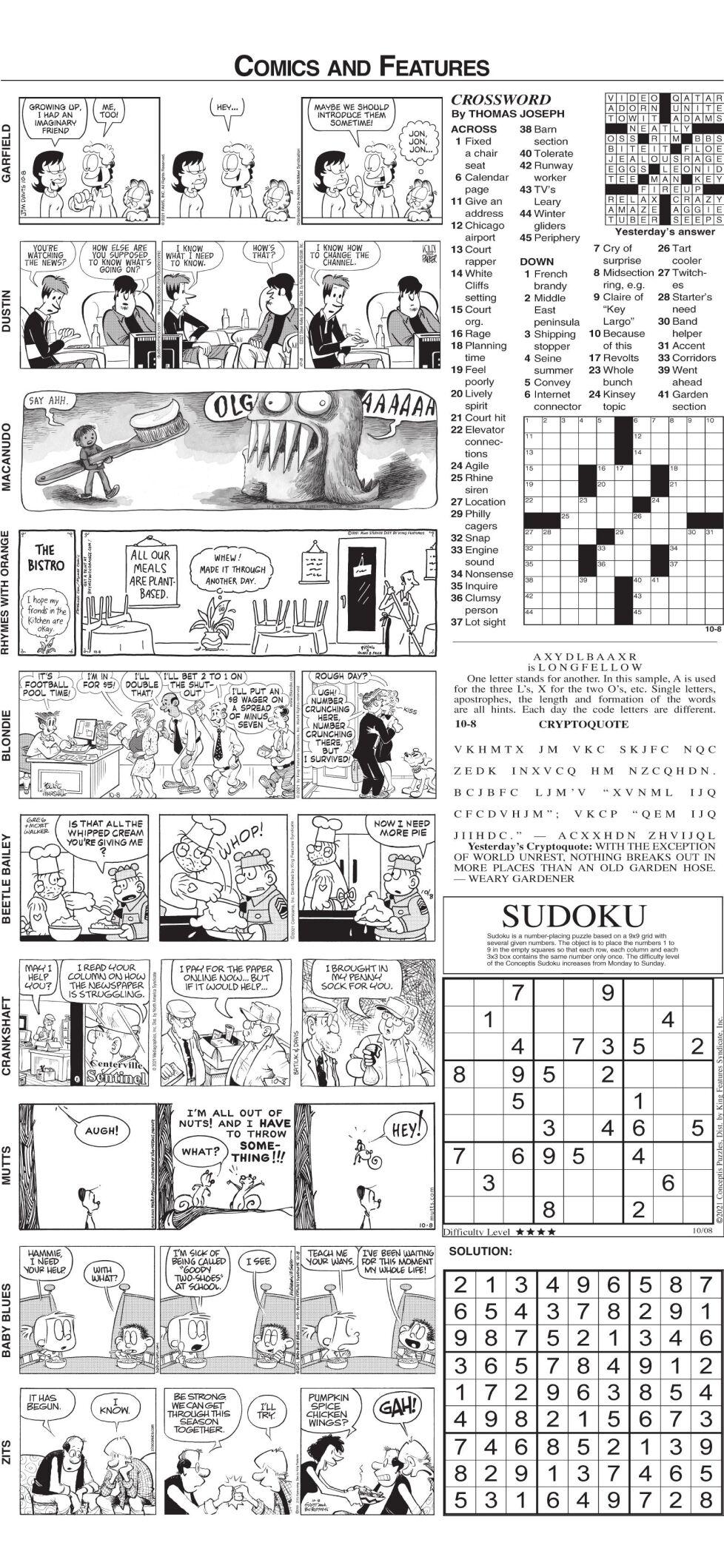Comics Fri. 10-8-21
