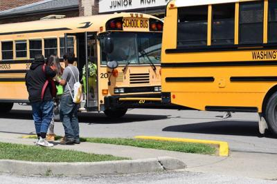 Area schools changing approach to buses