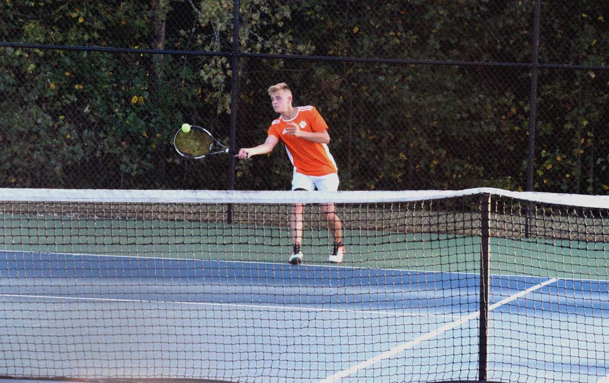 Jaylen Mullen tennis