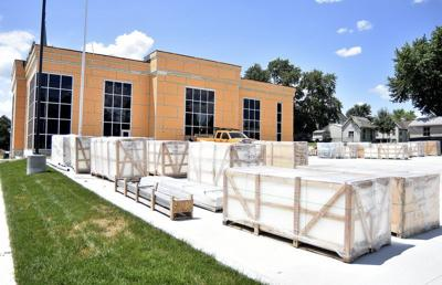 County drops contractor for exterior project