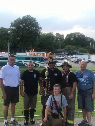 Washington wins Firemen's Ball contest