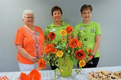 Garden Club holds August meeting