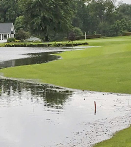 Country Oaks Classic washed away over weekend