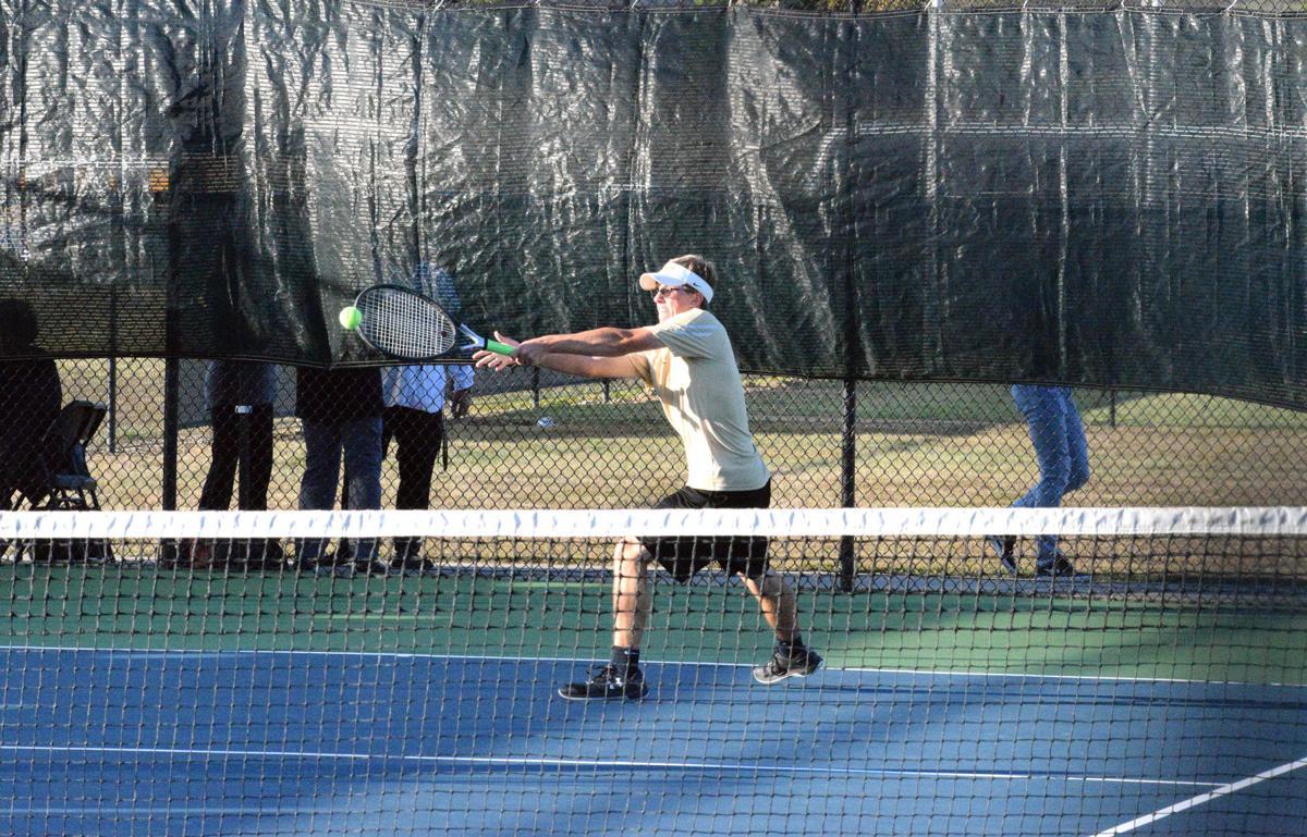 WHS Jacob Rice tennis