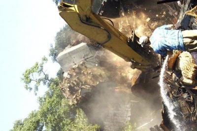 City calls blight elimination project a success