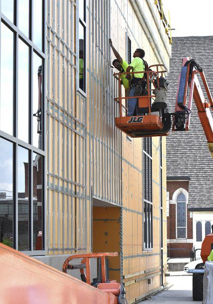 Construction Resumes On County Annex Local News